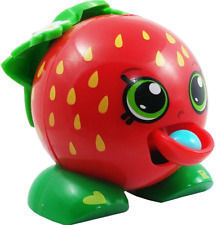 Radz Brand Shopkins Strawberry Kiss Toy Candy Dispenser 0.7 Ounces