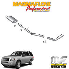 "MAGNAFLOW 3"" Cat Back Single Exhaust System 2010-2014 Ford Expedition 5.4L V8"