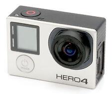 GoPro Hero 4 Negro Edición 4k Acción Videocámara con 4.35mm (24mm) F/2.8