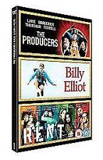 The Producers / Billy Elliot / Rent (DVD, 2007, 3-Disc Set, Box Set)