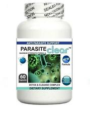 Parasite Detox Colon Liver Cleanse Complex Pills Tablets Detoxification Cleanser