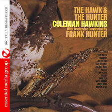 Coleman Hawkins - Hawk & the Hunter [New CD] Manufactured On Demand, Rmst