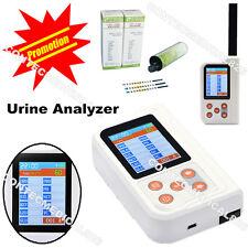 Portable Urine Analyzer Urine test BC401+USB+Bluetooth + Test Strips, 2.4'' LCD