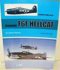 Warpaint Series No.84 Grumman F6F Hellcat 60 Pages Book
