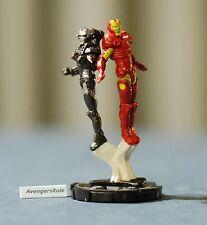 Marvel Heroclix Web of Spider-Man 059 Iron Man War Machine Super Rare