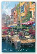 HARBOR ART PRINT Marketplace James Coleman