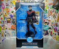 McFarlane DC Multiverse Nightwing Joker Death Of The Family 7 Inch Action Figure