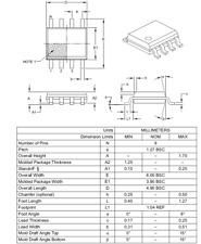 MCP 4151-103E/SN  Digital Potentiometer - 10kOm - Package SOIC-08