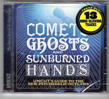 (GQ379) Comets Ghosts & Sunburned Hands, 13 tracks - 2007 - Sealed Uncut CD