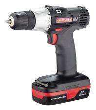 """Craftsman 946138 C3 19.2v Li Ion 3/8"""" Drill Driver Kit NEW"""
