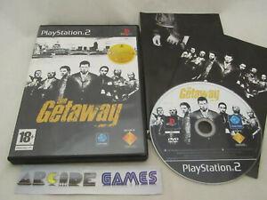 THE GETAWAY PS2 PLAYSTATION 2 (vendeur pro)