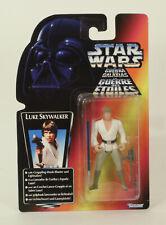 Star Wars POTF2 SS / LT Transition Tray Luke Skywalker Euro Card Rare