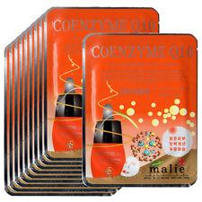 Coenzyme Q10 Face Mask Pack Sheet Moisture Essence Facial Skin Care 9pcs Unisex