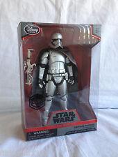 Star Wars Force Awakens Elite Series CAPTAIN PHASMA Die Cast Figure Disney Store