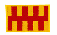 Northumberland  FLAG PATCH BADGE IRON ON EMBROIDERED BACKPACK UK BRITISH County