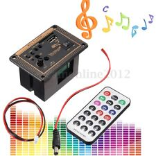Mini Car Bass Power Amplifier Mp3 with USB/SD Card Readers + Remote Control