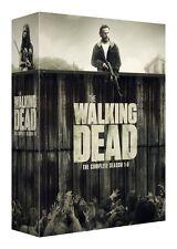 "WALKING DEAD COMPLETE SEASON 1-6 DELUXE DVD BOX SET 27 DISCS ""NEW&SEALED"""