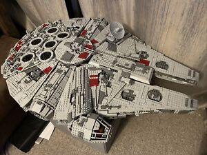 Lego Star Wars - UCS Millennium Falcon set 10179 - Bricklink Project