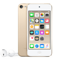 New Sealed in Box Apple iPod Touch 6th Generation 128GB (Gold) MP4 Player A1574