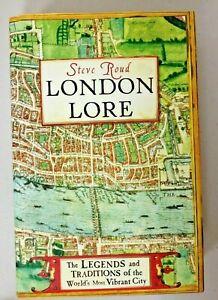 London Lore by Steve Roud (Hardback)