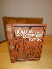1938-The Hollow Tree and Deepwoods Book, 1st A-A printing, Albert Bigelow Paine