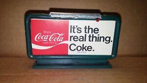 Railroad in HO Scale - Life-Like Light-Ups Billboards #01215 Coca Cola Coke