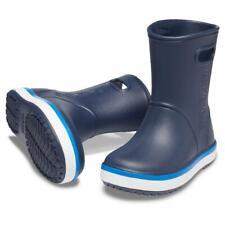 Crocs Crocband Rain Boot Kinder Gummistiefel Regenstiefel 205827 Dunkelblau