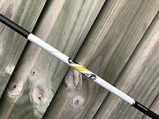 LADIES TAYLORMADE IRON SHAFTS GRAPHITE 370 TIP 45 GRAM LADIES FLEX SHAFTS X7