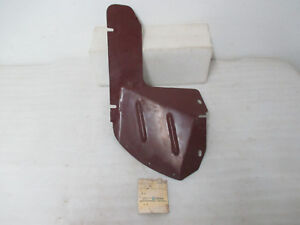 Mopar NOS 1973-74 Ply Road Runner, Satellite, 2 DR LH FNDR Splash Shield 3672289