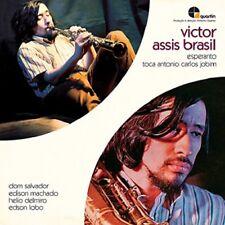 Victor Assis Brasil-esperanto/toca Antonio Carlos Jobim CD NUOVO