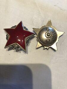 Orden Jugoslawien Serbien Partisanen Stern 2 Klasse Silber