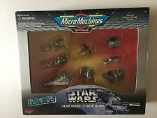 NEW STAR WARS A NEW HOPE MICRO MACHINES SPACE COLLECTOR COLLECTORS EDITION
