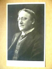 1905 Used Antique Rotary Photo Postcards- Actors MR. FRED TERRY, No.1102+Stamp