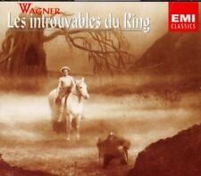 RICHARD WAGNER    Introuvables Du Ring     COFFRET 4 CD     RARE