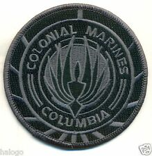 Bsg Colonial Marines Columbia Patch - Bsg49