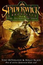 The Ironwood Tree: Movie Tie-in Edition (Spiderwick Chronicles-ExLibrary