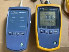 Fluke FTK2000 SimpliFiber Pro Optical Power Meter SC 1310/1550 Singlemode Source