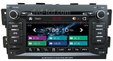 For Kia Mohave Borrego Navigation Radio Stereo car DVD GPS player Headunits TV