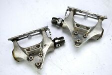 1980s SHIMANO 600 PD-6207 VINTAGE ROAD BICYCLE PEDALS