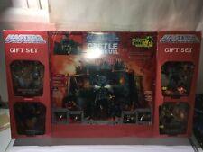 2002 MOTU Castle Grayskull Gift Set MISB He-Man, Skeletor, Orko, Tri Klops