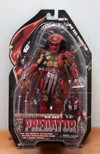 "Big Red Predator Series 7  Scale Action Figure 7"" New In Package"