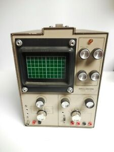 Heathkit Model 10-102 Oscilloscope Test Equipment