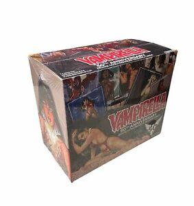 Dynamite Vampirella 50th Anniversary Ultra-Premium Trading Cards Box of 12...