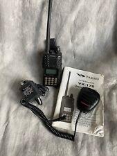 Yaesu VX-170 VHF FM Transceiver