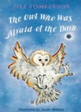 The Owl Who Was Afraid of the Dark,Jill Tomlinson- 9780749707958