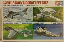 Tamiya 1/350 US Navy aircraft set #2