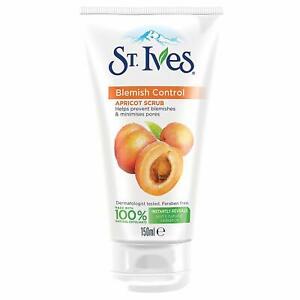 St. Ives Blemish Control Apricot Scrub 150 ml Free Ship