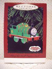 1996 - Percy The Small Engine No. 6 - Hallmark ornament