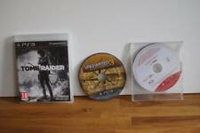 UNCHARTED 3, FIFA 13 AND TOMB RAIDER PLAYSTATION GAMES FOR PS3