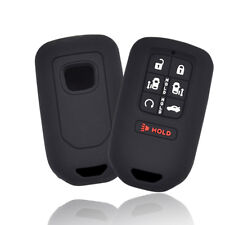 For Honda Odyssey Touring Freed Elysion MPV Remote Cover Fob Silicone Key Case
